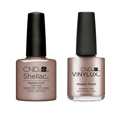CND - Shellac & Vinylux Combo - Radiant Chill