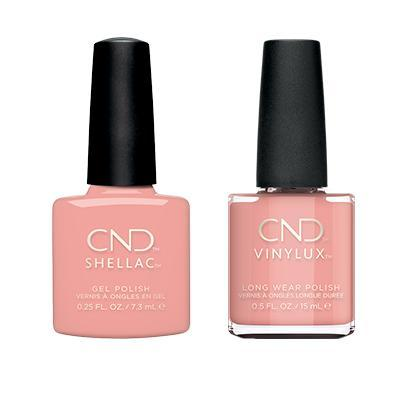 CND - Shellac & Vinylux Combo - Soft Peony
