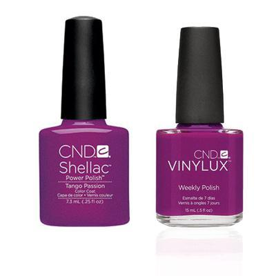 CND - Shellac & Vinylux Combo - Tango Passion