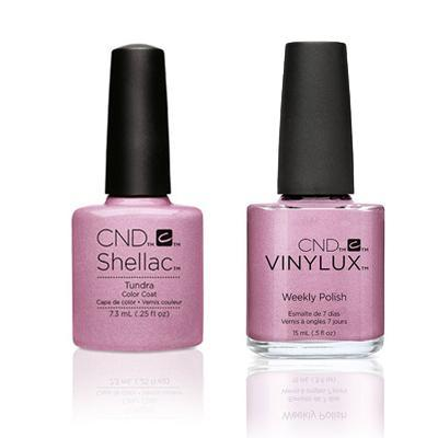 CND - Shellac & Vinylux Combo - Tundra