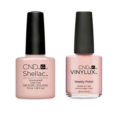 CND - Shellac & Vinylux Combo - Uncovered