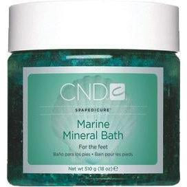 CND - Spapedicure Marine Mineral Bath 18 oz