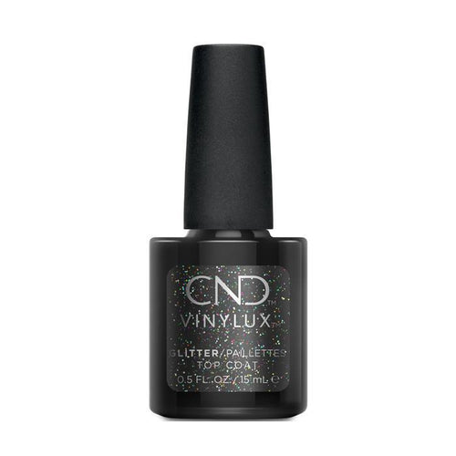 CND - Vinylux Glitter Top Coat 0.5 oz