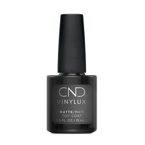 CND - Vinylux Matte Top Coat 0.5 oz
