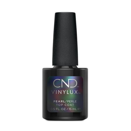 CND - Vinylux Pearl Top Coat 0.5 oz