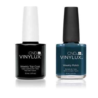 CND - Vinylux Topcoat & Couture Covet 0.5 oz - #200