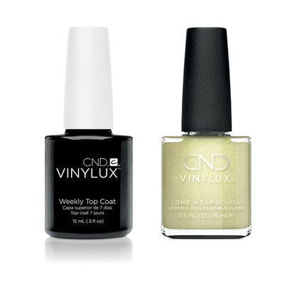 CND - Vinylux Topcoat & Divine Diamond 0.5 oz - #331