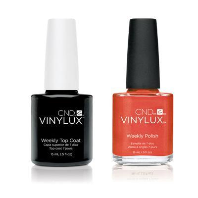 CND - Vinylux Topcoat & Jelly Bracelet 0.5 oz - #240