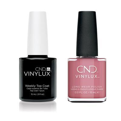 CND - Vinylux Topcoat & Poetry 0.5 oz - #310