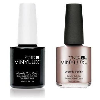 CND - Vinylux Topcoat & Radiant Chill 0.5 oz - #260