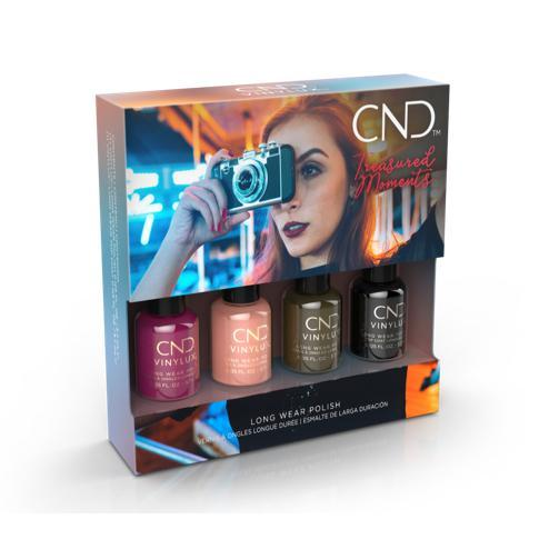 CND Vinylux Treasured Moments Pinkie Pack