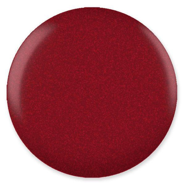 DND - Base, Top, Gel & Lacquer Combo - Burgundy Mist - #635