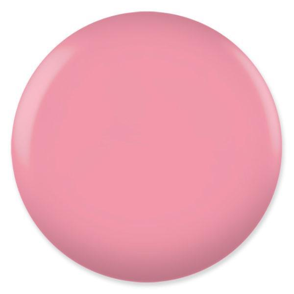 DND - Base, Top, Gel & Lacquer Combo - Linen Pink - #591