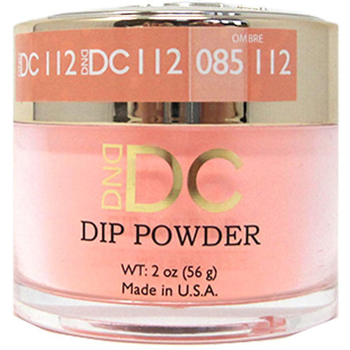 DND - DC Dip Powder - Apple Cider 2 oz - #112