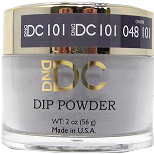 DND - DC Dip Powder - Blue Plum 2 oz - #101