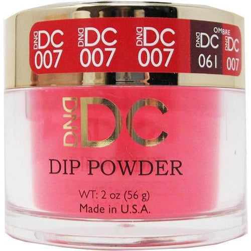 DND - DC Dip Powder - Canadian Maple 2 oz - #007
