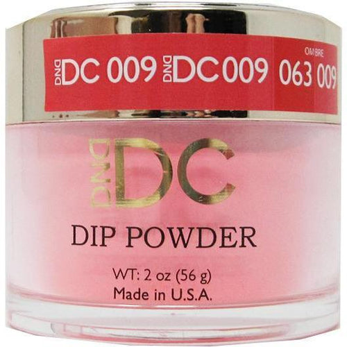 DND - DC Dip Powder - Carnation Pink 2 oz - #009