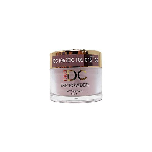 DND - DC Dip Powder - Cherry Rose 2 oz - #106