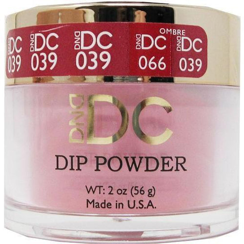 DND - DC Dip Powder - Fire Brick 2 oz - #039