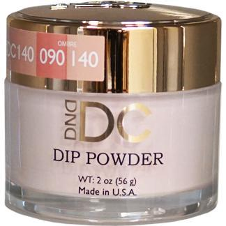 DND - DC Dip Powder - Khaki Rose 2 oz - #140