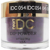 DND - DC Dip Powder - Mud Oak 2 oz - #054