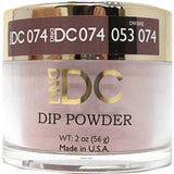 DND - DC Dip Powder - Naked Tan 2 oz - #074
