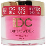 DND - DC Dip Powder - Peacock Pink 2 oz - #012