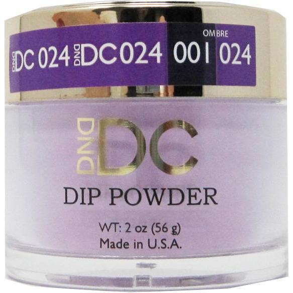 DND - DC Dip Powder - Purple Flower 2 oz - #024