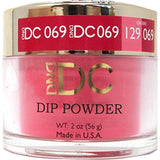 DND - DC Dip Powder - Royal Pink 2 oz - #069