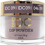 DND - DC Dip Powder - Shadow Gray 2 oz - #091