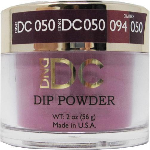 DND - DC Dip Powder - Twilight Sparkles 2 oz - #050