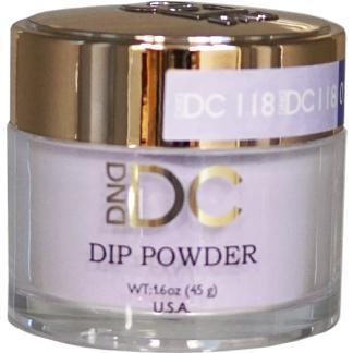DND - DC Dip Powder - Unicorn Lovely 2 oz - #118