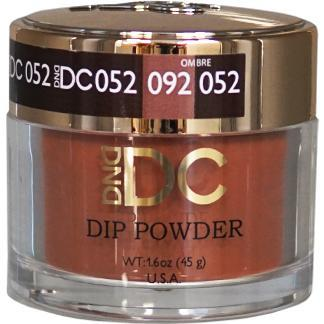 DND - DC Dip Powder - Walnut Brown 2 oz - #052