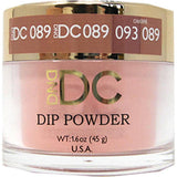 DND - DC Dip Powder - Yellow Maple 2 oz - #089