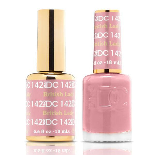 DND - DC Duo - British Lady - #DC142