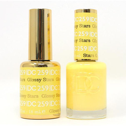 DND - DC Duo - Glossy Stars - #DC259
