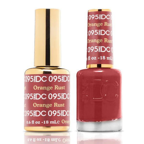 DND - DC Duo - Orange Rust - #DC095