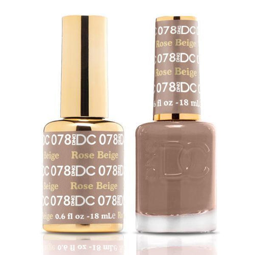 DND - DC Duo - Rose Beige - #DC078