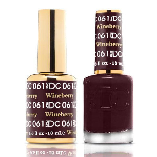 DND - DC Duo - Wineberry - #DC061