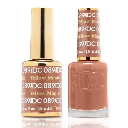 DND - DC Duo - Yellow Maple - #DC089