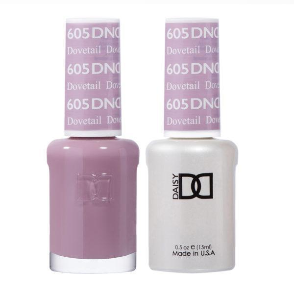 DND - Gel & Lacquer - Dovetail - #605