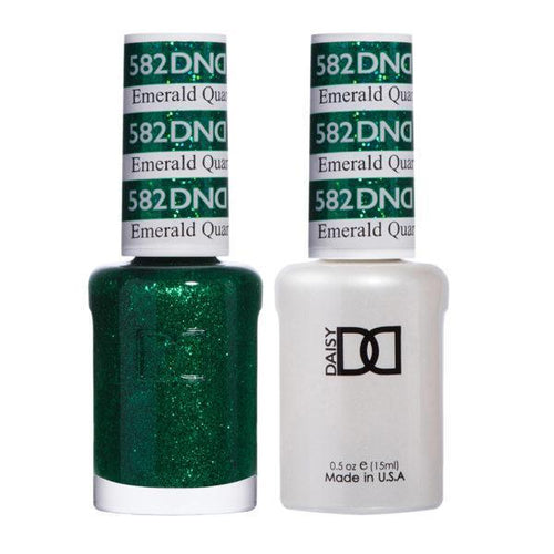 DND - Gel & Lacquer - Emerald Quartz - #582