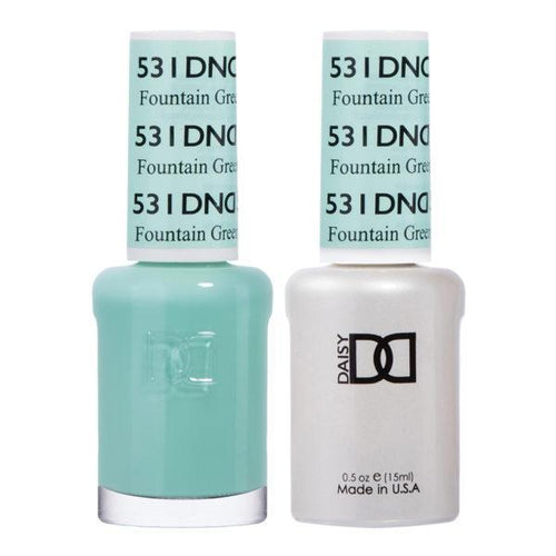 DND - Gel & Lacquer - Fountain Green, UT - #531