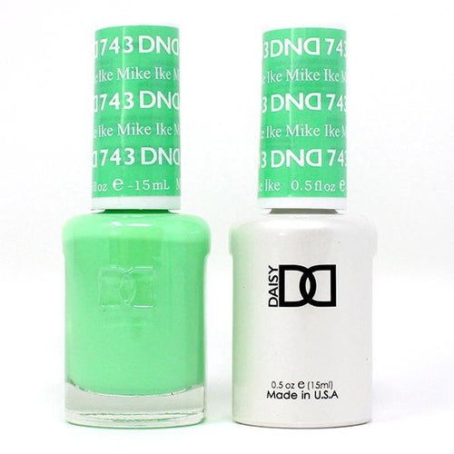 DND - Gel & Lacquer - Mike Ike - #743