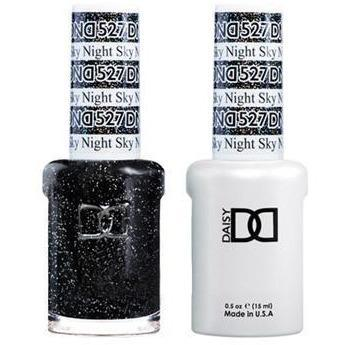 DND - Gel & Lacquer - Night Sky - #527