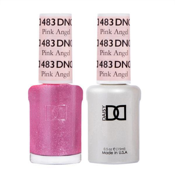 DND - Gel & Lacquer - Pink Angel - #483
