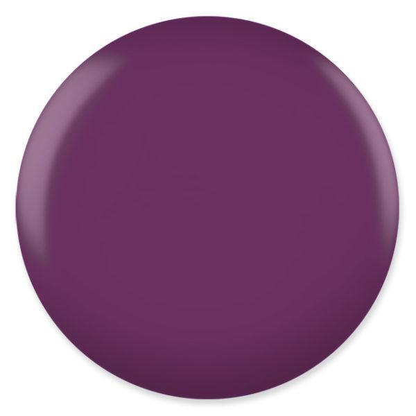 DND - Gel & Lacquer - Plum Passion - #455