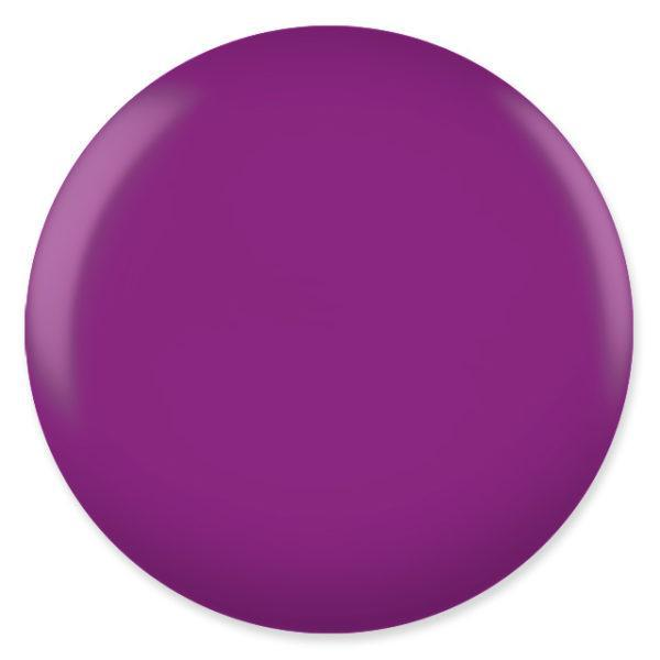 DND - Gel & Lacquer - Purple Heart - #415