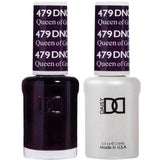 DND - Gel & Lacquer - Queen of Grape - #479