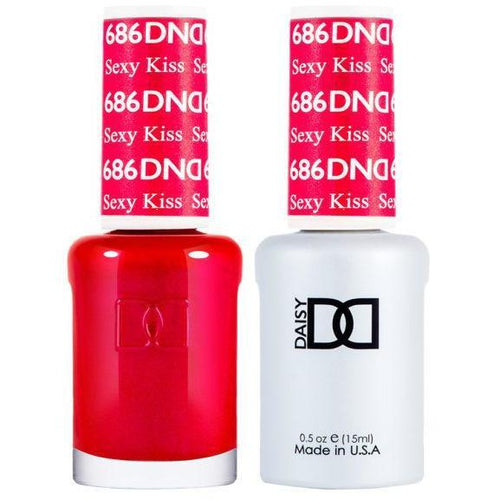 DND - Gel & Lacquer - Sexy Kiss - #686